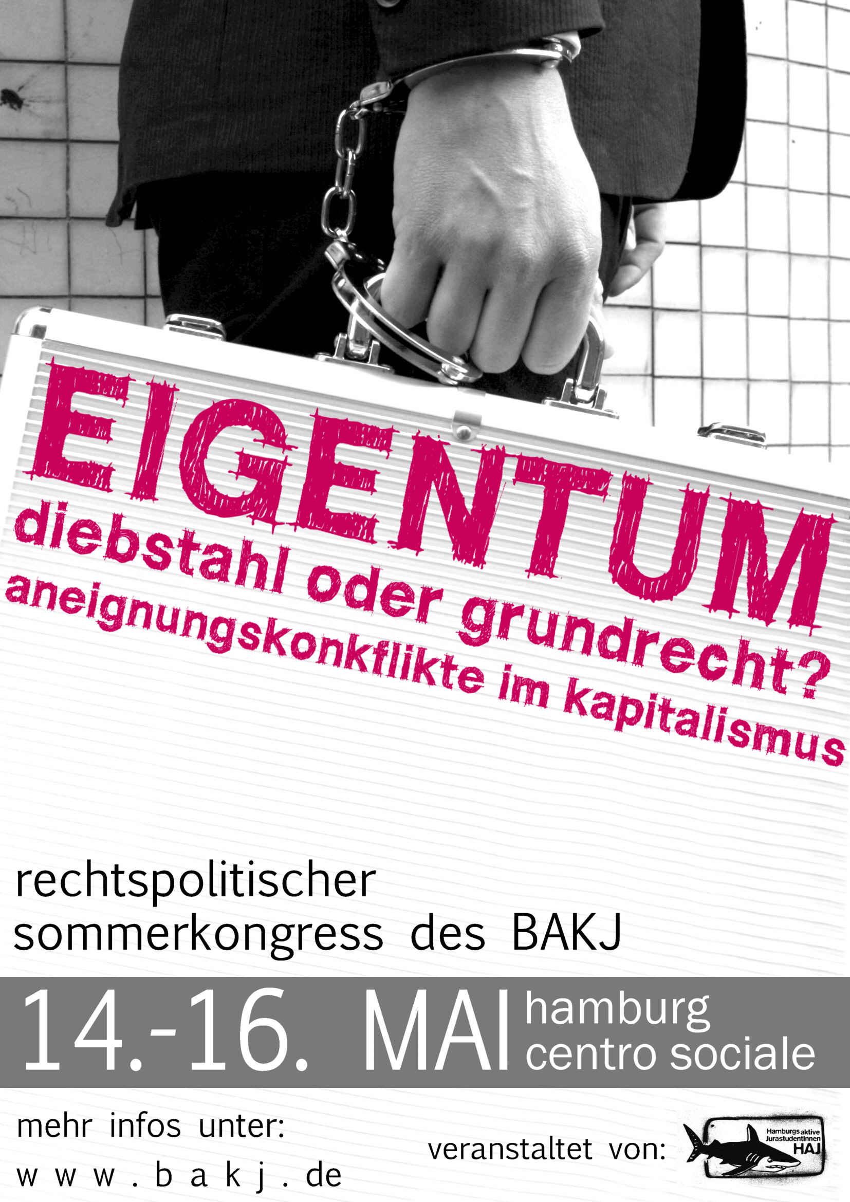 Kongress in Hamburg!
