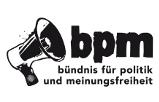 Bündnis für Politik- und Meinungsfreiheit-Logo
